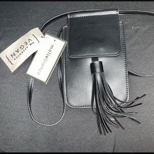 NWT Melie Bianco Vegan Dory iPhone Tassel Bag
